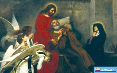 Ołtarz św. Józefa w Pompejach