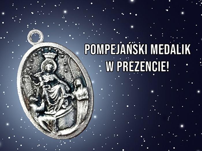 """Maryja zapytała: """"Czy masz Mój medalik?"""""""