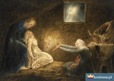 Narodzenie Jezusa Blake