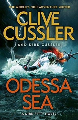 Clive Cussler Dirk Cussler Odessa Sea Book Review