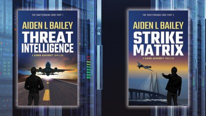 The Shatterhand Code Series Review Aiden L. Bailey