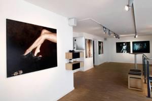 Galleri Oxholm, solo