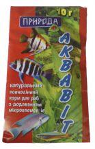 Корм для риб «Аквавiт» 10*г