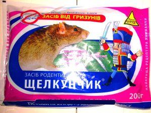 ЩЕЛКУНЧИК-200г ТЕСТО (колбаски)