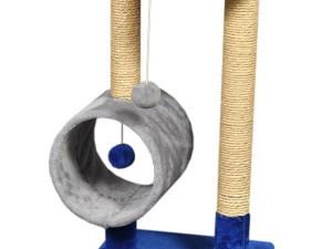 Дряпка КОТиК Базіліо (платф. — 41 х 41 см, висота — 76 см)