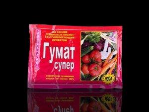 Гумат СУПЕР — 100 г