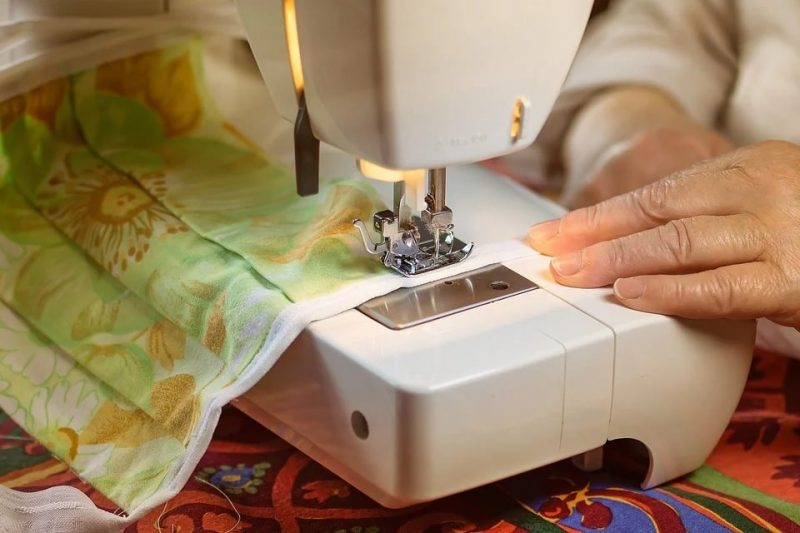 how to sew a pillow sham with flanges