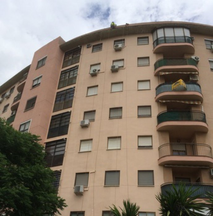 Edificio Parque Rey