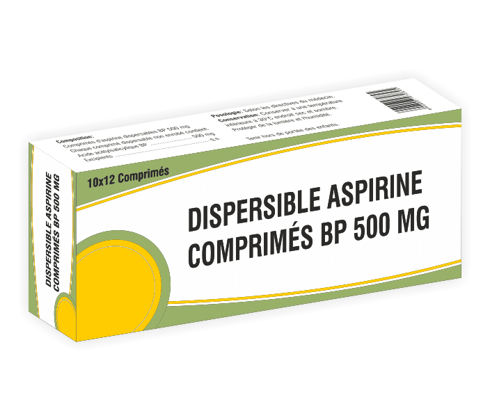 Ecosprin - Aspirine Tablets Price - Use - Dispersible