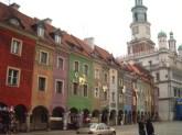 Stary Rynek, Poznan, Πολωνία, Δεκέμβρης 2008