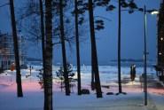 Ελσίνκι, Φινλανδία, Δεκέμβρης 2010