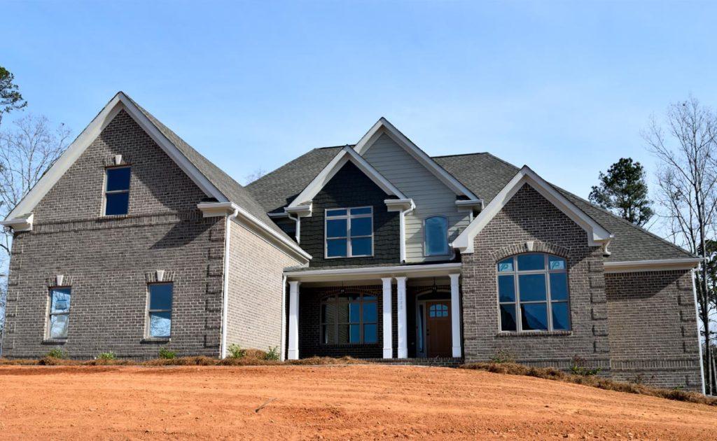nybyg murstenshus