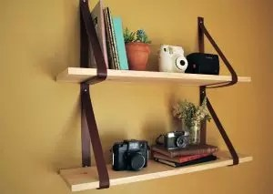 [Arahan] Bagaimana untuk membuat rak yang cantik dan luar biasa di dinding dengan tangan anda sendiri: Untuk bunga, buku, TV, dapur atau garaj (100+ gambar idea & video) + Ulasan