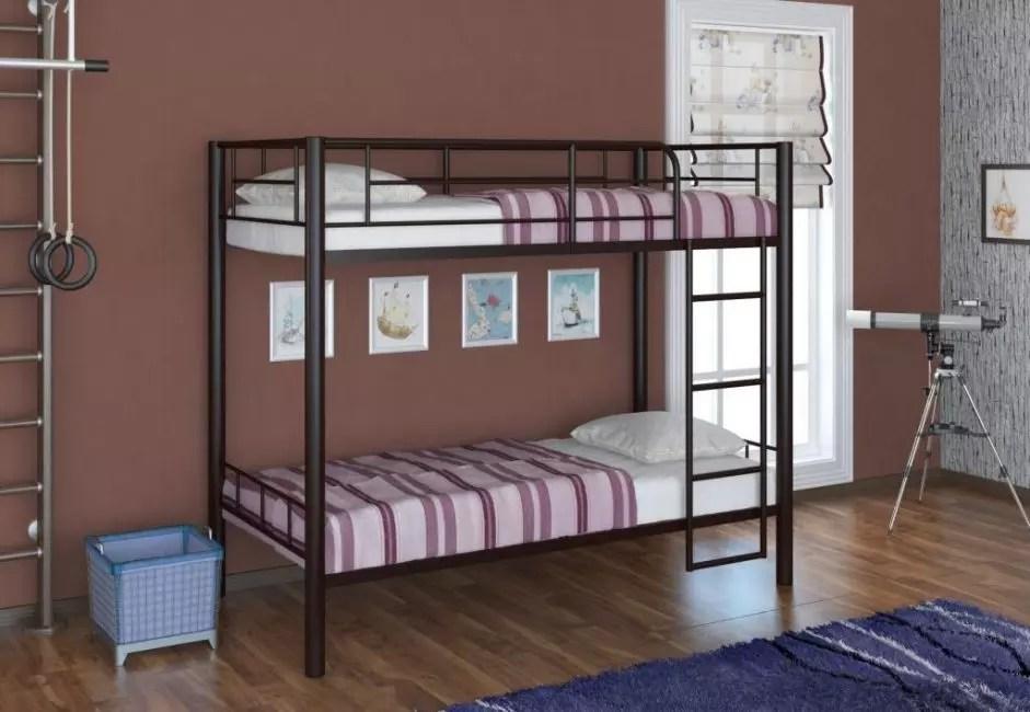 Τα κουκέτα μπορούν να ταιριάζουν καλύτερα για τα δωμάτια των παιδιών.