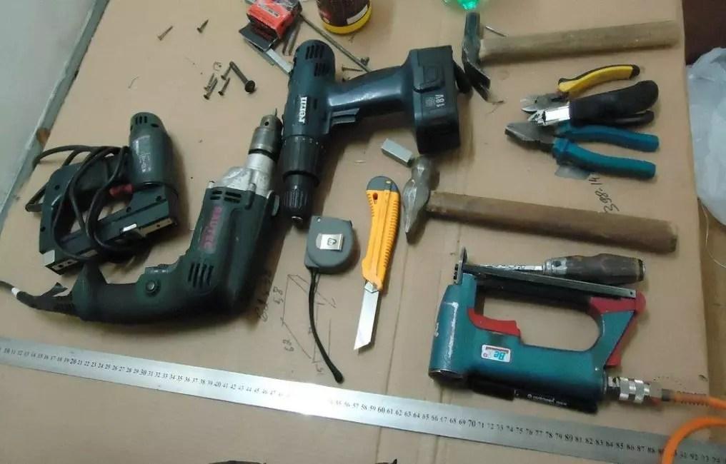 Εργαλεία παραγωγής κρεβατιού