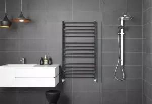 Лучшие полотенцесушители для ванной комнаты водяные и электрические: 15 популярных моделей с разным типом подключения   2019