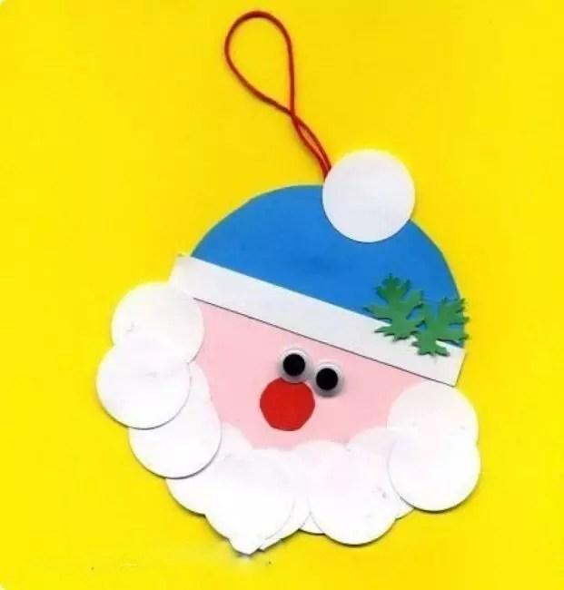 چشمان، بینی و کریسمس در کلاه