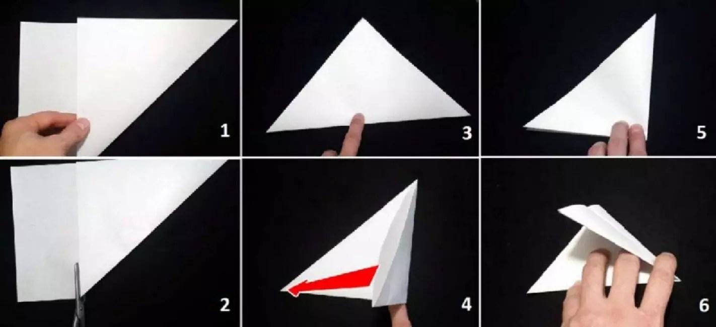 Triangular kosong