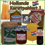 Hollands kerstpakket 1 - Streekpakket gevuld met unieke lokale streekproducten - Kerstpakket Specialist - www.kerstpakkettencadeaubon.nl