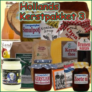 Kerstpakket Hollands