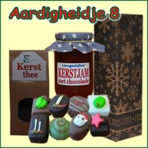 Kerstpakket Aardigheidje 8 - Streekpakket gevuld met lokale streekproducten - Relatiegeschenk Specialist - www.kerstpakkettencadeaubon.nl
