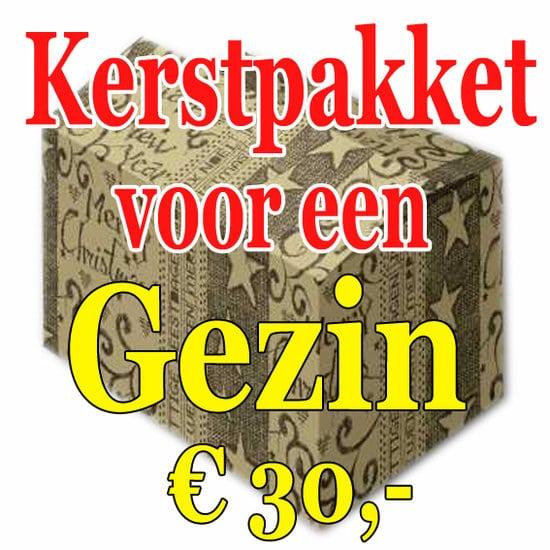 Kerstpakket Gezin Verrassing 30 - Familie verrassingspakket voor het hele gezin - Kerstpakket verrassing Gezin - www.kerstpakkettencadeaubon.nl