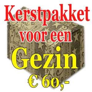 Kerstpakket Gezin Verrassing 60 - Familie verrassingspakket voor het hele gezin - Kerstpakket verrassing Gezin - www.kerstpakkettencadeaubon.nl