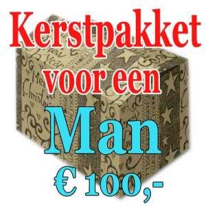 Kerstpakket Man Verrassing 100 - Verrassingspakket voor de Man - Kerstpakket verrassing Man - www.kerstpakkettencadeaubon.nl