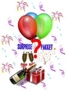 Verrassingspakket Man - Surprise pakket - laat je verrassen - www.kerstpakkettencadeaubon.nl