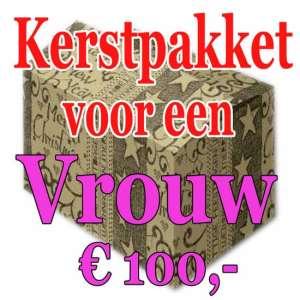 Verrassingspakket voor de Vrouw 100 - Mystery pakket - verras je vrouw - www.kerstpakkettencadeaubon.nl