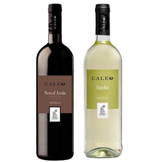 Wijnpakket Italia - Wijngeschenk gevuld met luxe wijnen uit Italia - Kerstpakket wijn - www.kerstpakkettencadeaubon.nl