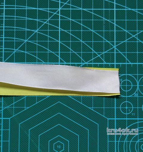 2色のテープの弓、マスタークラス!