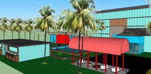 โครงงานกลุ่ม Beachfront accommodation3