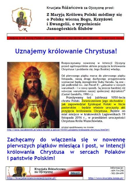 LomzaChrystusKrol