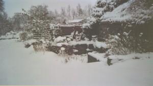 winters terras