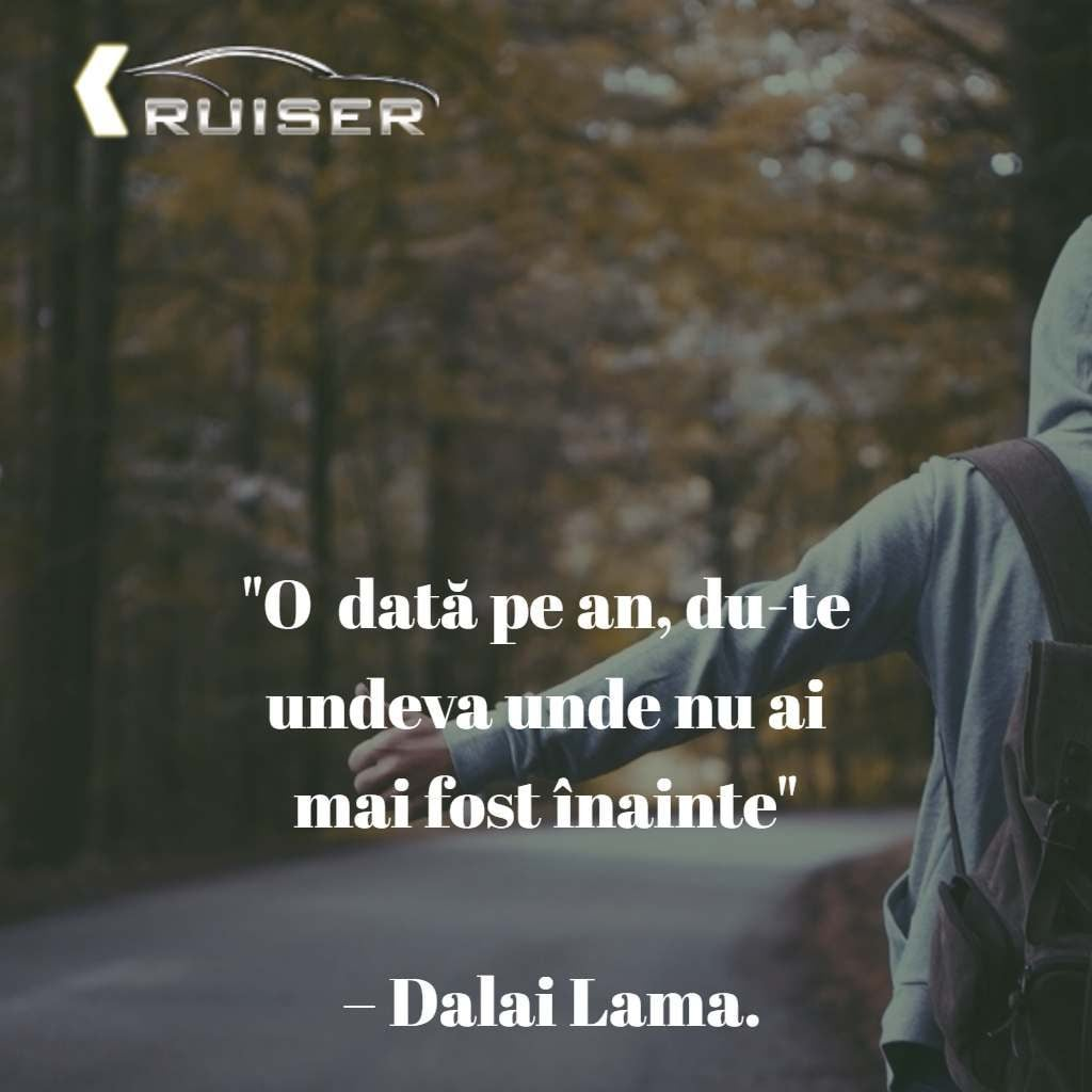 Citate Kruiser - Dalai Lama
