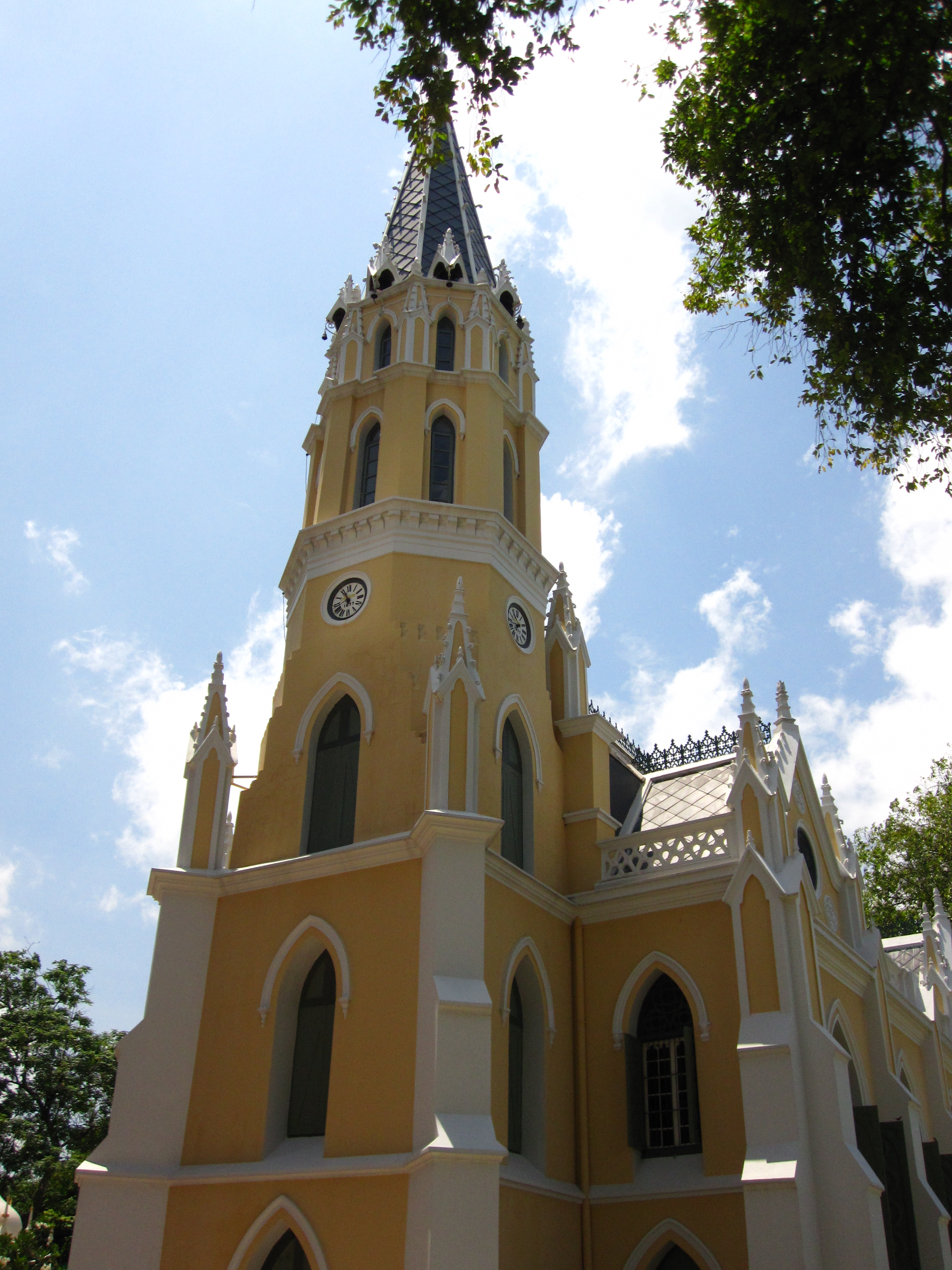 the facade church! *that's what I call it*