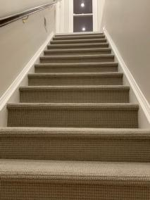 1 28 6 - Carpeted Stairs