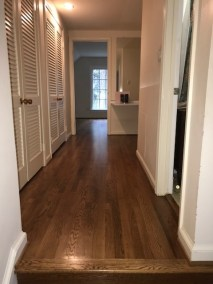 1 4 2 - New Hardwood Flooring and Stairs