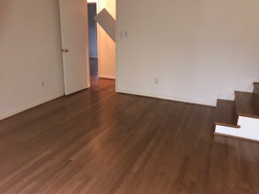1 4 3 - New Hardwood Flooring and Stairs