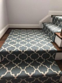 10 27 2 - New Stairs and Carpeting