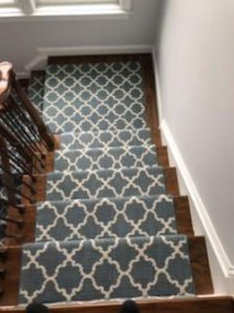 10 27 5 - New Stairs and Carpeting