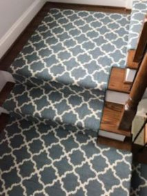 10 27 6 - New Stairs and Carpeting
