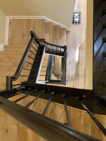 10 4 - New Hardwood Flooring and Stairs
