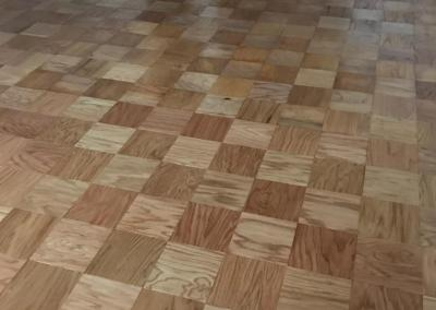 Wood Flooring and Stone