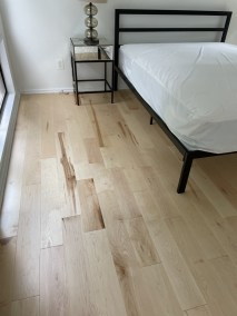 11 57 - Happy Client And Beautiful New Hardwood Installation In Alexandria