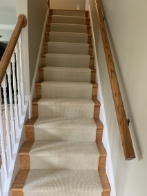 12 11 10 - Happy Clients And Beautiful Work, Beautiful New Hardwood And Runner Installations