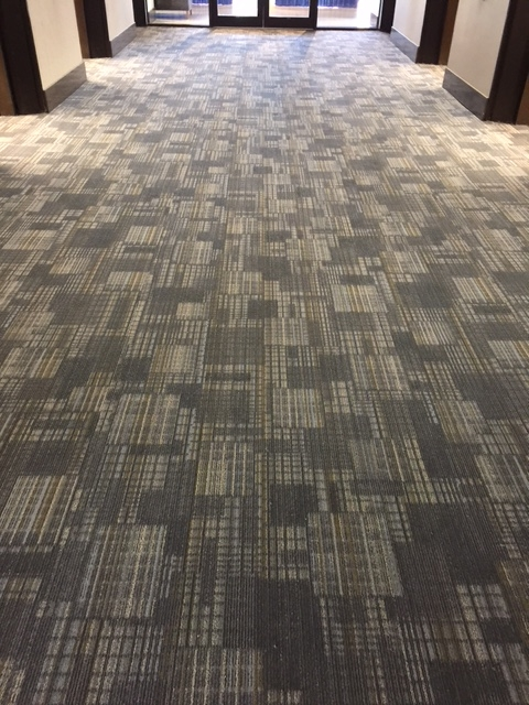 Carpet jobs installed