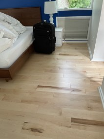 14 30 - Happy Client And Beautiful New Hardwood Installation In Alexandria