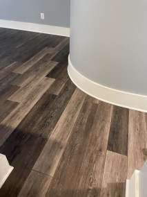 14 6 1 - Blessed To Have Such An Awesome Team - Beautiful New Runner/Parquet Sand-Finish/LVP Installation